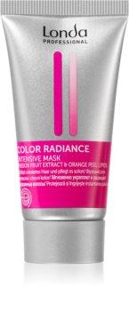 Londa Professional Color Radiance maszk festett hajra