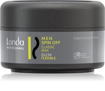 Londa Professional Men восък за коса