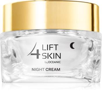 Long 4 Lashes Lift 4 Skin nawilżający krem przeciwzmarszczkowy na noc