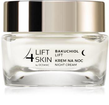 Long 4 Lashes Bakuchiol Lift crema de noapte pentru contur cu retinol