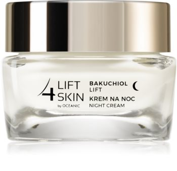 Long 4 Lashes Bakuchiol Lift przeciwzmarszczkowy krem na noc z retinolem