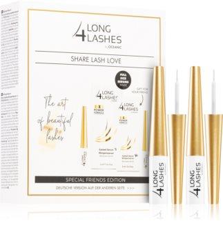 Long 4 Lashes Lash Gift Set (for Eyelashes)