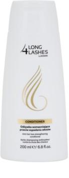 Long 4 Lashes Hair condicionador fortificante anti-queda