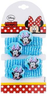 Lora Beauty Disney Minnie elásticos para o cabelo com flores