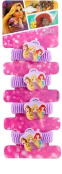 Lora Beauty Disney Princess elásticos para o cabelo com flores