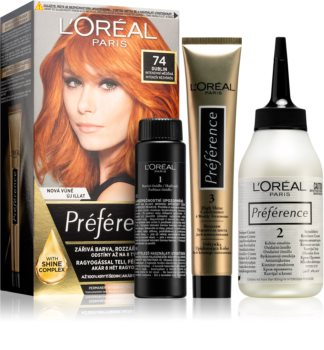 L'Oréal Paris Préférence hajfesték