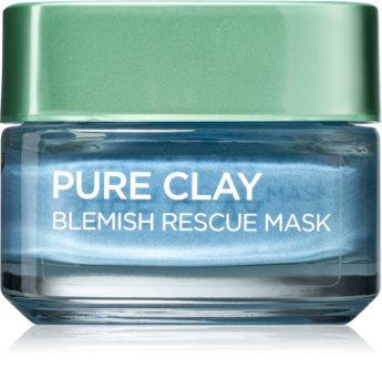 L'Oréal Paris Pure Clay masque anti-points noirs