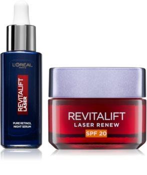 L'Oréal Paris Revitalift Laser Pure Retinol wygodne opakowanie (przeciw starzeniu się skóry)