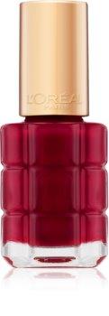 L'Oréal Paris Color Riche βερνίκι νυχιών