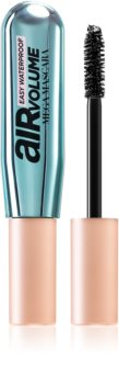 L'Oréal Paris Air Volume Mega Mascara Wasserbeständige Mascara für mehr Länge, Drehung und Volumen