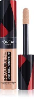 L'Oréal Paris Infallible More Than Concealer korektor do wszystkich rodzajów skóry