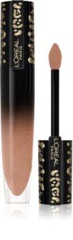 L'Oréal Paris Brilliant Signature Wild Nudes течно червило със силен гланц