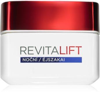 L'Oréal Paris Revitalift cremă de noapte pentru fermitate și anti-ridr pentru toate tipurile de ten