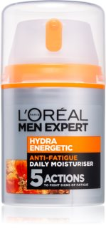 L'Oréal Paris Men Expert Hydra Energetic ενυδατική κρέμα  κατά των σημάδιων κούρασης