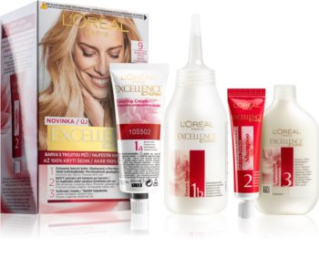 L'Oréal Paris Excellence Creme βαφή μαλλιών