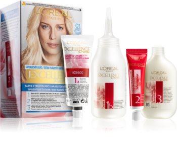 L'Oréal Paris Excellence Creme coloration cheveux