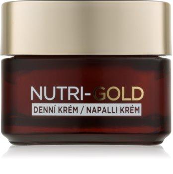 L'Oréal Paris Nutri-Gold creme diário de rosto com nutrição intensiva