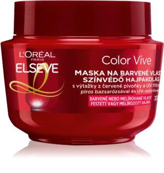 L'Oréal Paris Elseve Color-Vive maska pro barvené vlasy