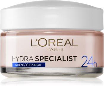 L'Oréal Paris Hydra Specialist Feuchtigkeitsspendende Nachtcreme