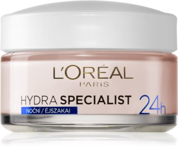L'Oréal Paris Hydra Specialist нощен хидратиращ крем