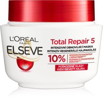 L'Oréal Paris Elseve Total Repair 5 Herstellende Haarmasker  met Keratine