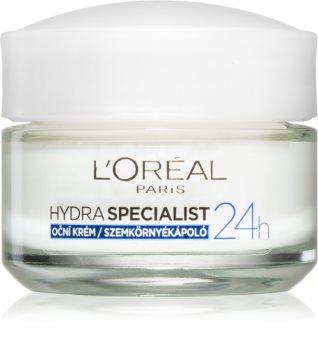 L'Oréal Paris Hydra Specialist зволожуючий крем для шкріри навколо очей
