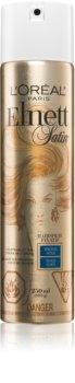 L'Oréal Paris Elnett Satin lak na vlasy se silnou fixací