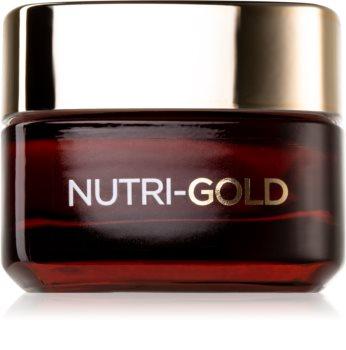 L'Oréal Paris Nutri-Gold crema hranitoare ochi