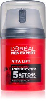 L'Oréal Paris Men Expert Vita Lift 5 krem nawilżający przeciw starzeniu się