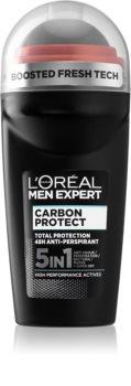 L'Oréal Paris Men Expert Carbon Protect anti-transpirant roll-on