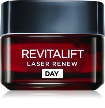 L'Oréal Paris Revitalift Laser Renew crema de zi anti-îmbătrânire