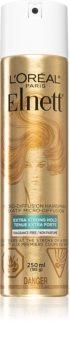 L'Oréal Paris Elnett Satin лак для волос без запаха