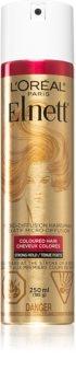 L'Oréal Paris Elnett Satin Hairspray with SPF for Coloured Hair