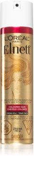 L'Oréal Paris Elnett Satin Hårspray med SPF för färgat hår
