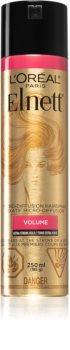 L'Oréal Paris Elnett Satin Haarspray für mehr Volumen