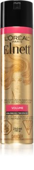 L'Oréal Paris Elnett Satin лак за коса за обем