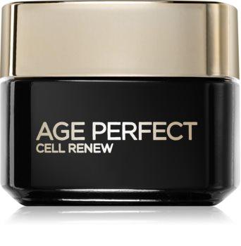 L'Oréal Paris Age Perfect Cell Renew crema de zi pentru regenerarea celulelor pielii