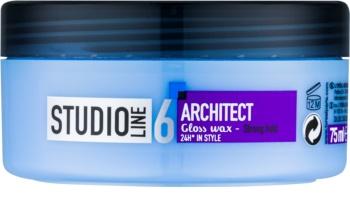 L'Oréal Paris Studio Line Architect cera de pelo fijación fuerte