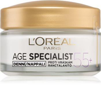 L'Oréal Paris Age Specialist 55+ denní krém proti vráskám