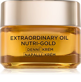 L'Oréal Paris Nutri-Gold crema de zi