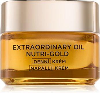 L'Oréal Paris Nutri-Gold Nourishing Cream With Micro - Beads Of Oil