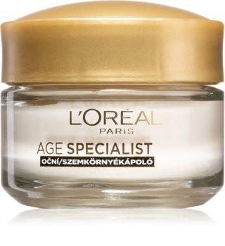 L'Oréal Paris Age Specialist 55+ crema para contorno de ojos antiarrugas