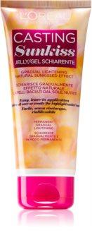 L'Oréal Paris Casting Sunkiss Jelly Gel för att ljusa upp naturligt hår