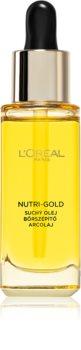L'Oréal Paris Nutri-Gold vyživující pleťový olej
