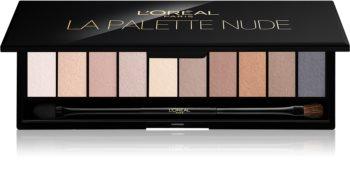 La Palette Nude 2 LOréal   Maquillage Cynthia
