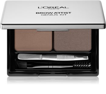 L'Oréal Paris Brow Artist Genius Kit sada pro úpravu obočí