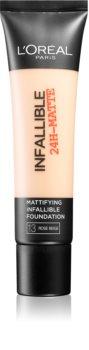L'Oréal Paris Infallible Mattifying Foundation