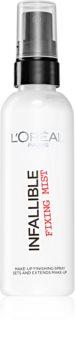 L'Oréal Paris Infallible spray utrwalający makijaż