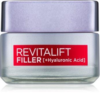 L'Oréal Paris Revitalift Filler crema de zi regeneratoare anti-îmbătrânire