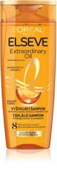 L'Oréal Paris Elseve Extraordinary Oil vyživující šampon pro suché vlasy